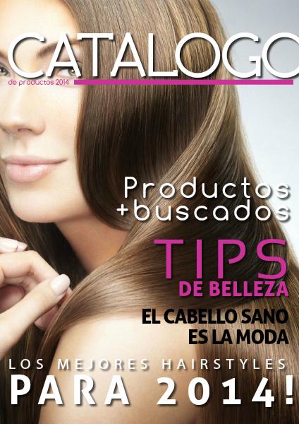 Catalogo de Productos Vol.1