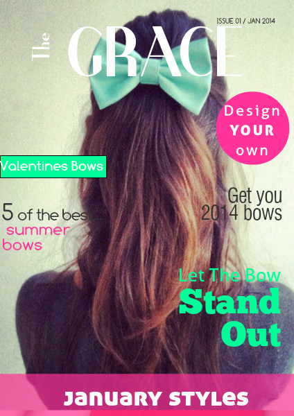 The Grace Issue 1