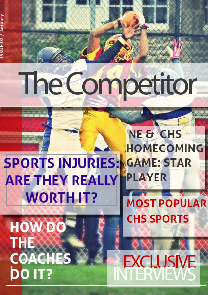 The Competitor: CHS Edition Jan 2014