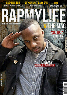 RAPMYL!FE # THE MAG