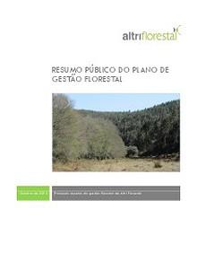 Resumo Público PGF Altri Florestal