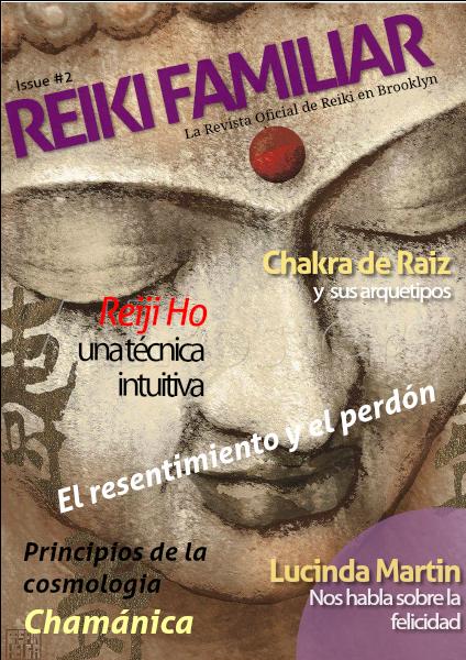 Reiki Familiar issue #2