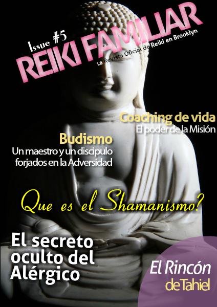 Reiki Familiar Issue # 5