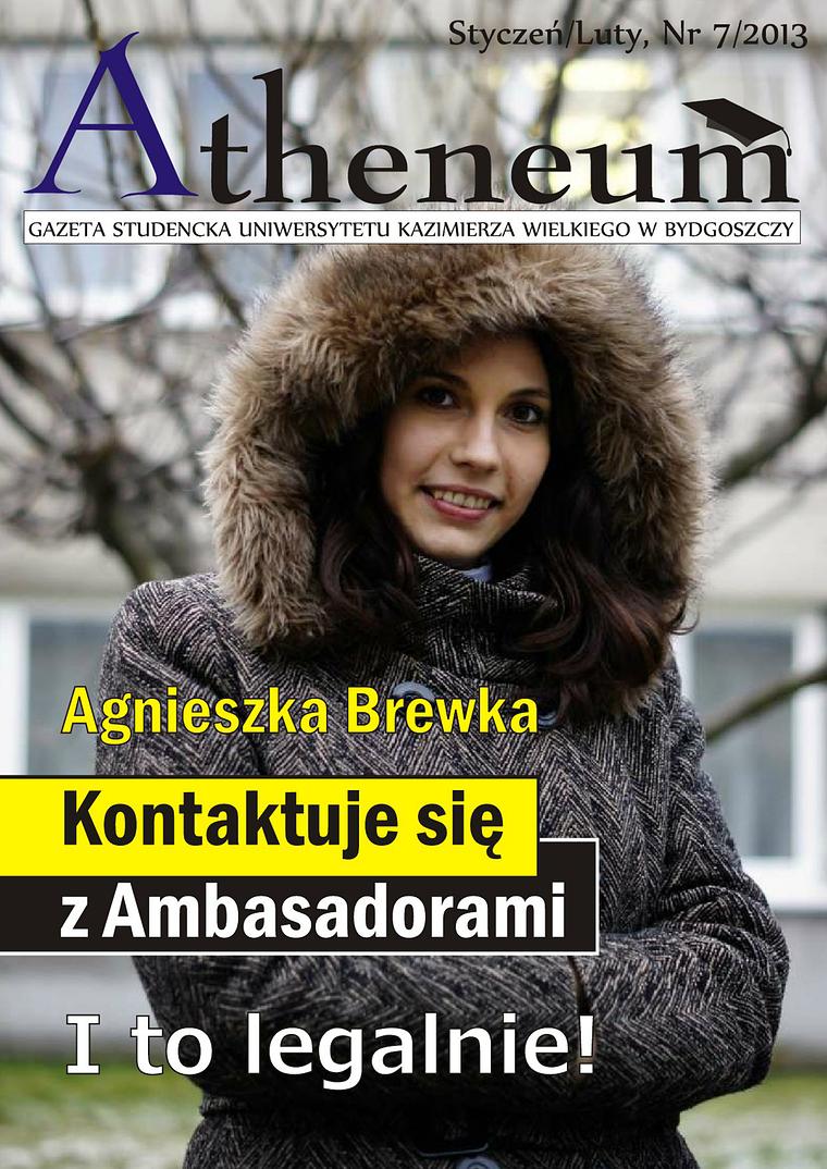 Atheneum - Styczeń/Luty 2013