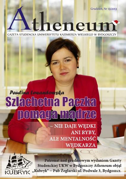 Atheneum - Grudzień 2013