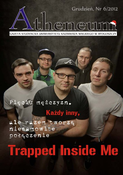 Atheneum - Grudzień 2012