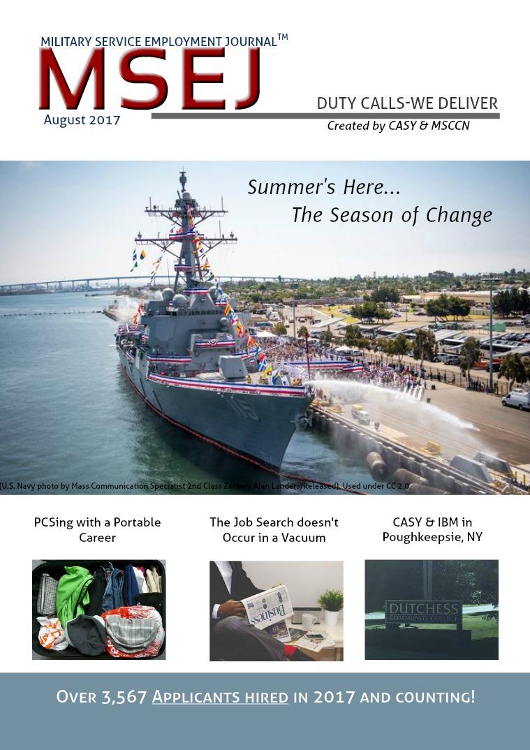 MSEJ August 2017