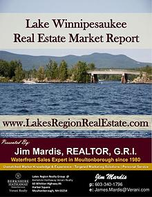 Lake Winnipesaukee Waterfront Market Report