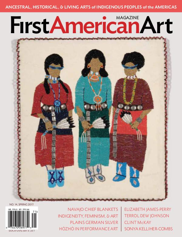 First American Art Magazine No. 14, Spring 2017