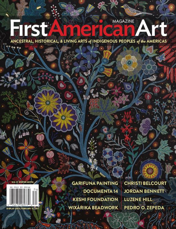 First American Art Magazine No. 17, Winter 2017/18