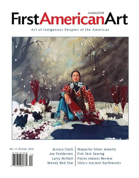 First American Art Magazine No. 5, Winter 2014