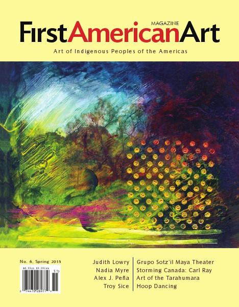 First American Art Magazine No. 6, Spring 2015