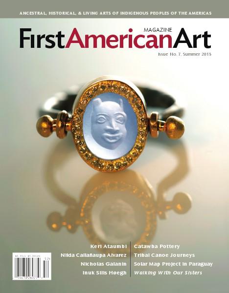 First American Art Magazine No. 7, Summer 2015