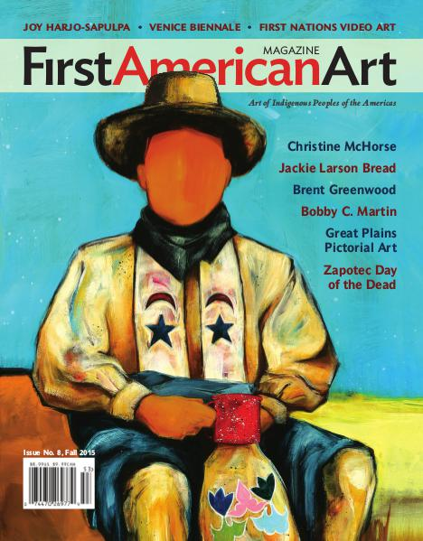 First American Art Magazine No. 8, Fall 2015