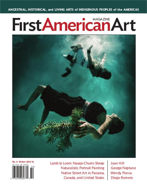 First American Art Magazine No. 9, Winter 2015/16