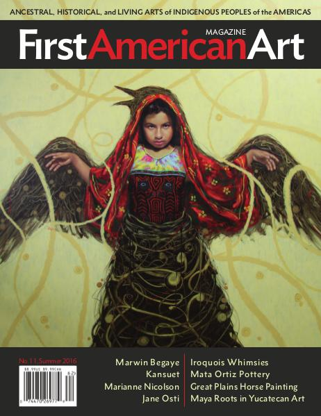 First American Art Magazine No. 11, Summer 2016