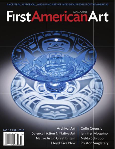 First American Art Magazine No. 12, Fall 2016