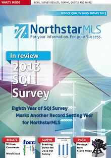 NorthstarMLS 2014 SQI Survey Results