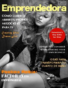 Alma Emprendedora Alma Emprendedora Issue 001 2014