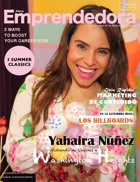 Alma Emprendedora Alma Emprendedora Issue 003 2014