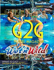 G2G TRAVEL MAGAZINE
