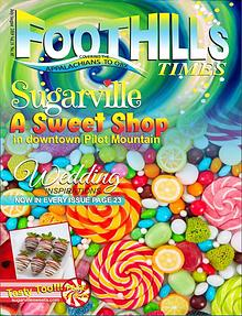 Foothills Times July 2019