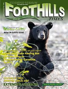 Foothills Times Magazine March 2020