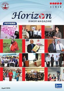 Horizon- April 2014