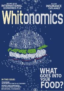 Whitonomics - Issue 1 Jan 2014