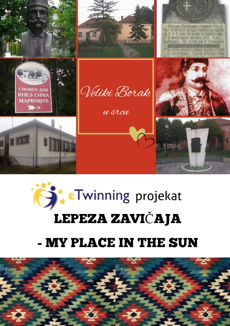 Zavičaj Lepeza zavičaja - My place in the sun