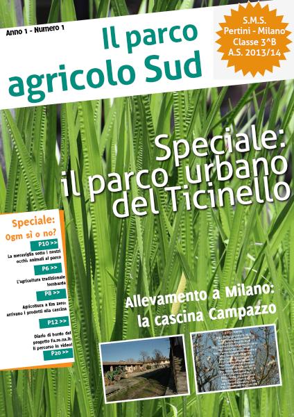 Il Parco agricolo del Ticinello - Milano Parco Ticinello