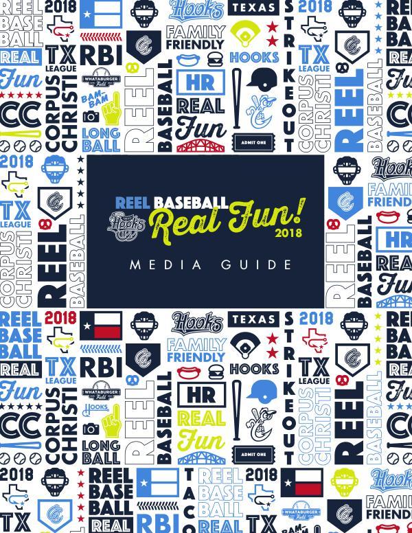 Corpus Christi Hooks Media Guide 2018 Corpus Christi Hooks Media Guide