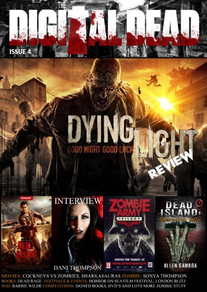 The Digital Dead Magazine May 2015 Issue 4