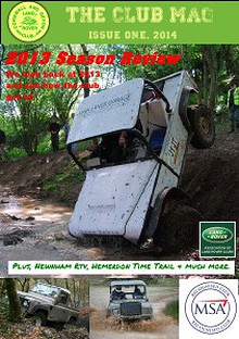 Cornwall & Devon Land Rover Club. The Club Mag
