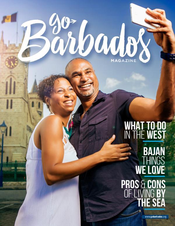 Go Barbados Issue #1