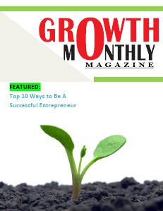 Growth Monthly Volume 1