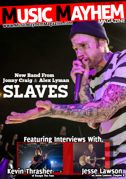 April 2014 : ISSUE #2