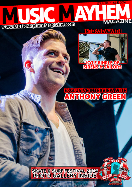 June 2014 : ISSUE #4 (Skate & Surf Edition)