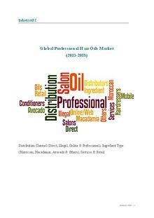 Global Professional Hair Oils Market