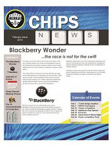 Chips Newsletter