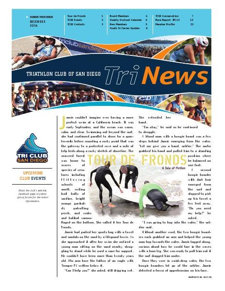 TCSD TriNews December 2014 12 2014