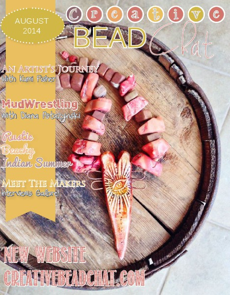 Bead Chat Magazine Fall 2014