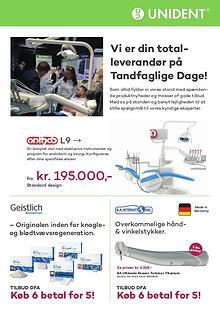 DK Tandfaglige Dage Scandefa 2019