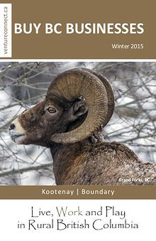 BUY BC BUSINESSES Business Buyer's Guide Kootenay Boundary Regions