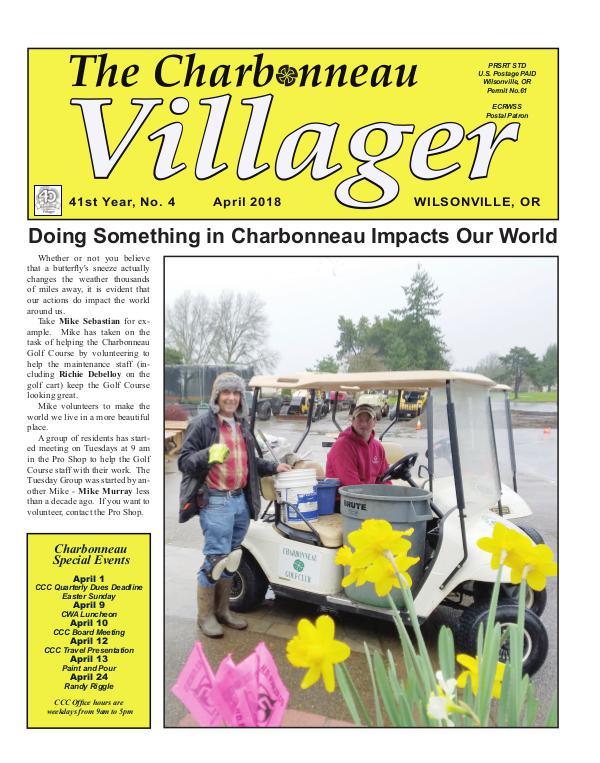 2018 April Villager