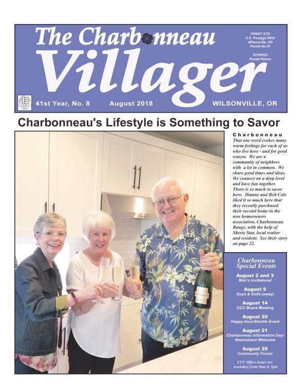 2018 August Villager