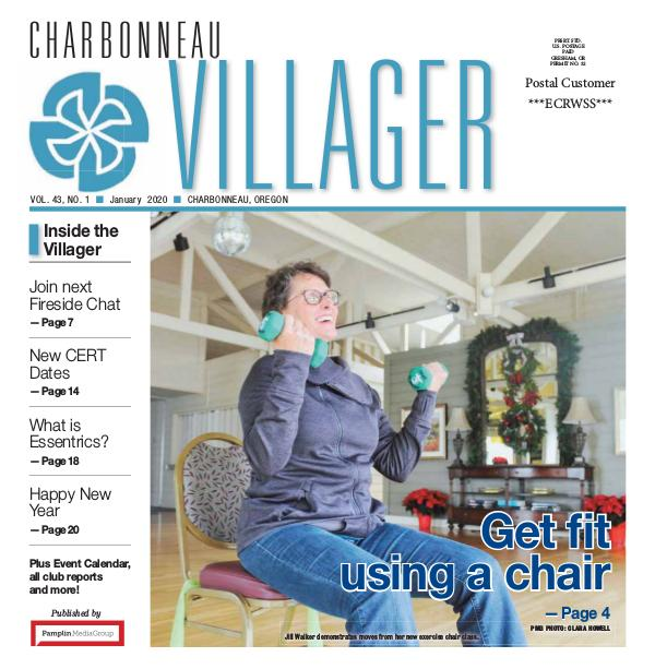 2020_Jan issue Villager newspaper