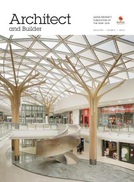 Architect and Builder Magazine South Africa August 2016