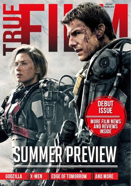 TRUEFILM Magazine Issue 1, May 2014