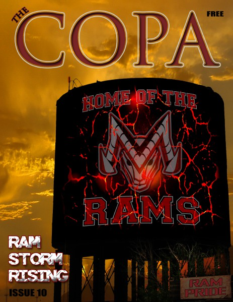 The Copa August 2014 / Issue 10